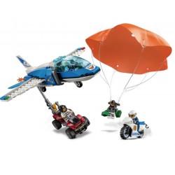 Конструктор Воздушная полиция Арест парашютиста Lego City 60208