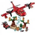 Конструктор Пожарный самолет Lego City 60217