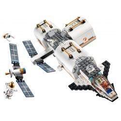 Конструктор Лунная космическая станция Lego City 60227
