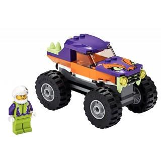 Конструктор Монстр-трак Lego City 60251