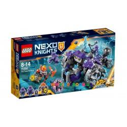"Конструктор Nexo Knights ""Три брата"" 208 дет. Lego 70350"
