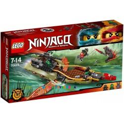 """Конструктор Ninjago """"Тень судьбы"""" 360 дет. Lego 70623"""