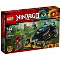 """Конструктор Ninjago """"Самурай VXL"""" 428 дет. Lego 70625"""