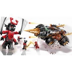 Конструктор Земляной бур Коула Lego Ninjago 70669