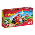 Конструктор Lego Duplo Парад на день рождения с Микки и Минни 10597