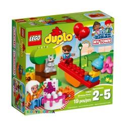 Конструктор Lego Duplo День рождения 10832