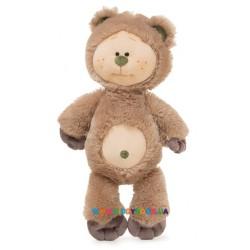 Медвежонок Почемучка большой Левеня К351ВА