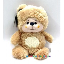 Медвежонок Кроха Биби 36 см Левеня К400А