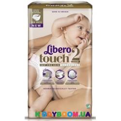 Подгузники Libero Touch 2 (3-6 кг) 66 шт.