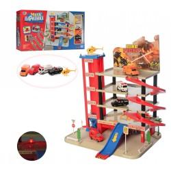 Паркинг гараж Мега Парковка Limo toy 0845 (5 этажей)