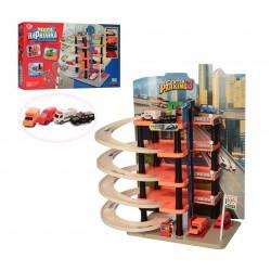 Паркинг гараж Мега Парковка Limo toy 0848  (5 этажей)