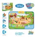 Интерактивный музыкальный коврик Файна ферма Limo toy M 3455