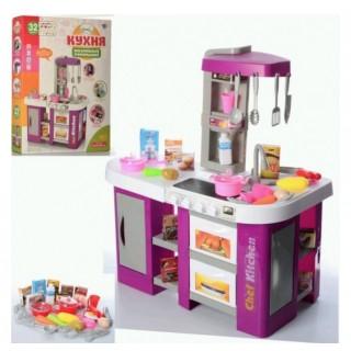 Большая детская кухня с водой 922-47  Limo toy  32 предмета