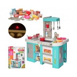 Большая детская кухня с водой 922-46  Limo toy  32 предмета