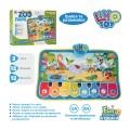 Интерактивный развивающий коврик Limo toy M3676 ZOO парк