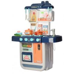 Детская кухня с водой Limo toy WD-R32 (свет, звук) 30 предметов