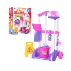 Детский игровой набор для уборки Мамина помощница Limo toy 667К