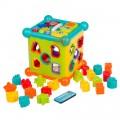 Интерактивная развивающая игрушка сортер Сказочный Куб Limo toy FT 0003