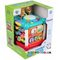 Интерактивная развивающая игрушка сортер  Сказочный Куб Limo toy FT 0004 укр.мова