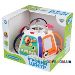 Интерактивная развивающая игрушка Игровой центр Limo toy FT 0006