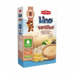 Каша молочная Lino Vanillino Пшеничная с белым шоколадом и ванилью 200 г