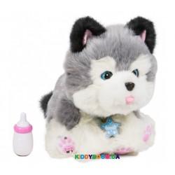 Интерактивная игрушка Нежный щенок Little Live Pets Хаски Фрости 28278