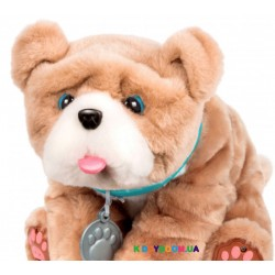 Интерактивная игрушка Little Live Pets Щенок Ролли Люблю целоваться 28669