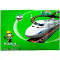Железная дорога с поездом LiXin 9913