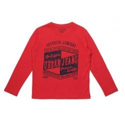 Реглан для мальчика Losan 823-1201051 Красный