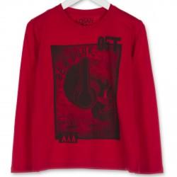 Джемпер для мальчика Rojo Losan 823-1202051 Красный
