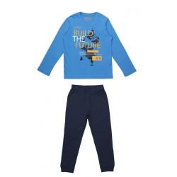 Костюм  для мальчика Losan 823-P004085 Голубой