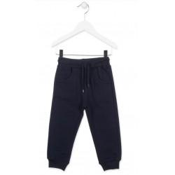 Спортивные брюки для мальчика Losan 825-6661032 Синий