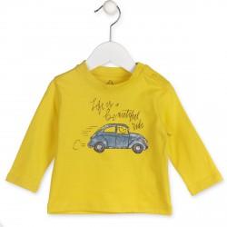 Джемпер для мальчика Amarillo Medioo Losan 827-1202640 Желтый