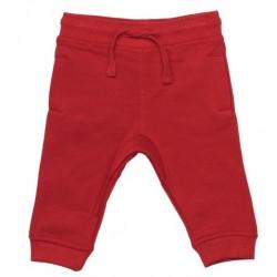 Спортивные брюки для мальчика Losan 827-6665283 Красный