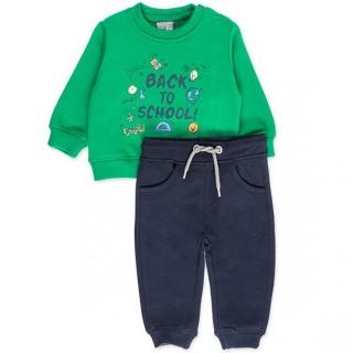 Костюм для мальчика Losan 827-8651021 Зеленый