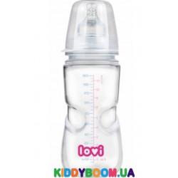 Бутылочка  для кормления LOVI PP Super vent (330 мл) 21/560