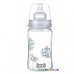 Бутылочка для кормления Trends Botanic 240 мл. Lovi 21/584