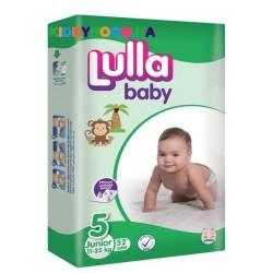 Подгузники Lulla Baby Junior 5 (11-25 кг) 52 шт