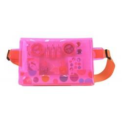 Косметический набор Пояс визажиста POP Neon Pink Markwins 1539015E