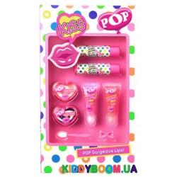 Набор блесков для губ Markwins POP 3600210