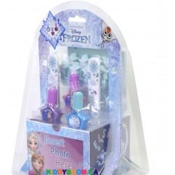 Набор для маникюра с емкостью для хранения Markwins Frozen 9800210