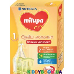 Молочная смесь Nutricia Milupa 1 (0-6 мес) 600 г