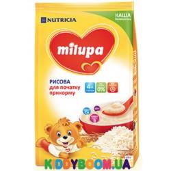Безмолочная каша Milupa рисовая (c 4 мес.) 170 гр