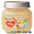 Пюре банан Milupa 100 г с 4-х месяцев