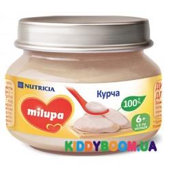 """Детское пюре Milupa """"Цыпленок"""" (80 гр) 142329"""