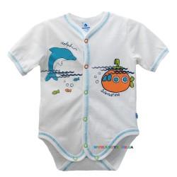 Боди-футболка для мальчика р-р 62-74 Minikin 17140262