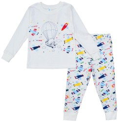 Пижама для мальчика Самолеты р.92-122 Minikin 194703