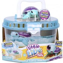 Интерактивная игрушка Черепашка с аквариумом Moose 28182