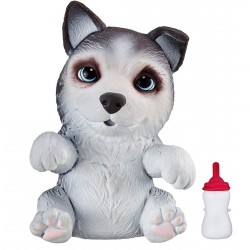 Интерактивная игрушка Новорожденный щенок Huskles Moose 28919M