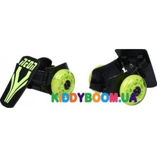 Ролики Neon Street Rollers Зеленый N100736